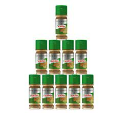 10er SET Kotanyi Curry Powder 100 ml Glas / Gewürzzubereitung