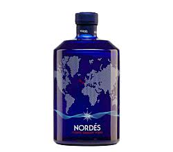 Nordés Atlantic Galician Vodka aus Spanien / Wodka